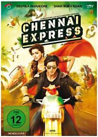 Filmposter von Chennai Express