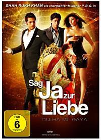 Filmposter von Sag Ja zur Liebe - Dulha Mil Gaya