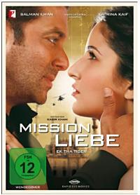 Filmposter von Mission Liebe - Ek Tha Tiger