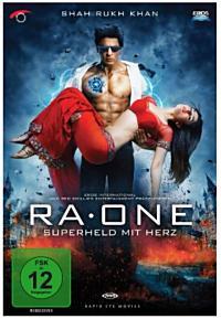Filmposter von Ra.One - Superheld mit Herz