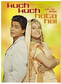 Filmposter von Kuch Kuch Hota Hai - Und ganz plötzlich ist es Liebe