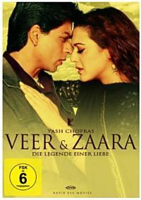Filmposter von Veer & Zaara - Die Legende einer Liebe
