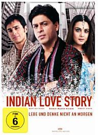 Filmposter von Indien Love Story - Lebe und denke nicht an morgen